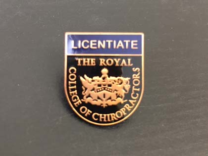 Licentiate Badge