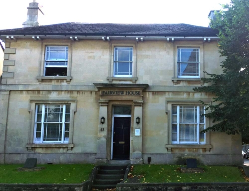 We have moved to 43 Bath Road